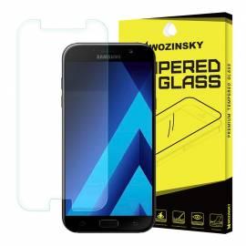 SAMSUNG A7 2017 prémiové ochranné temperované sklo - premium tempered glass