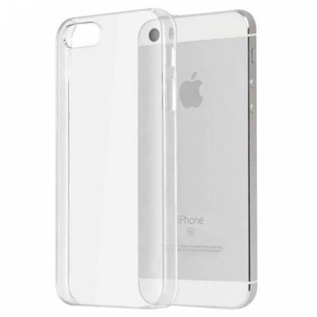 Apple iPhone 5   5s   5c   5S   SE silikonové tenké pouzdro - průhledné 1f4df3c3e80