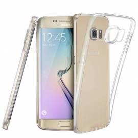 Samsung Galaxy S8 silikonové tenké pouzdro - průhledné G950
