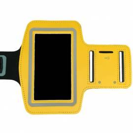 Sportovní držák na rukužlutýpro Samsung Galaxy S6 S5 S4 S3