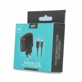 Kvalitní síťový adaptér s micro USB kabelem 2A