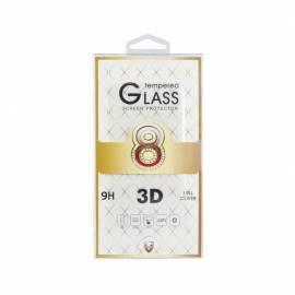 Samsung Galaxy A7 2017 3D průhledné ochranné tvrzené sklo transparent